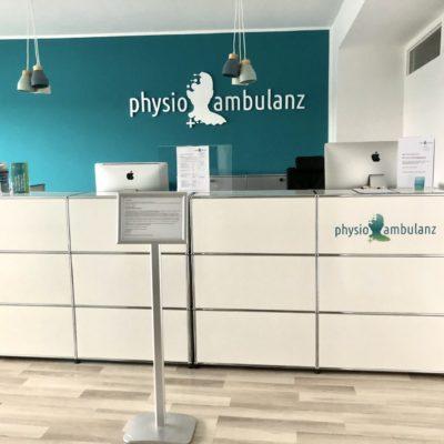 Physio Ambulanz Bensberg Physiotherapie Praxis Physio Krankengymnastik 2