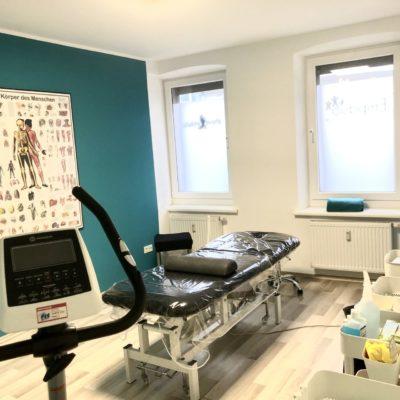 Physio Ambulanz Bensberg Physiotherapie Praxis Physio Krankengymnastik Behandlung Therapie