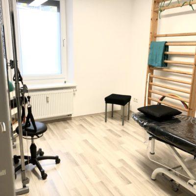 Physio Ambulanz Bensberg Physiotherapie Praxis Physio Krankengymnastik Geraet
