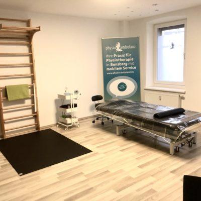 Physio Ambulanz Physiotherapie Bensberg Praxis Physio Krankengymnastik