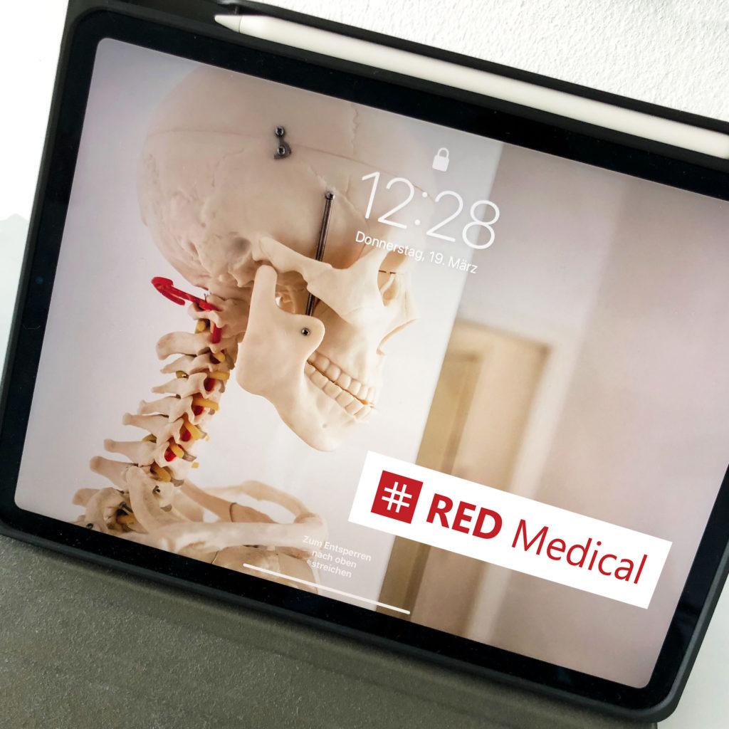 Physiotherapie Krankengymnastik Bensberg Video Behandlung Therapie Digital