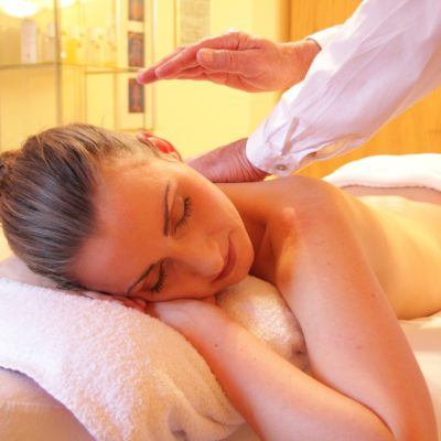Wellness Massage Therapie Physio Zuhause