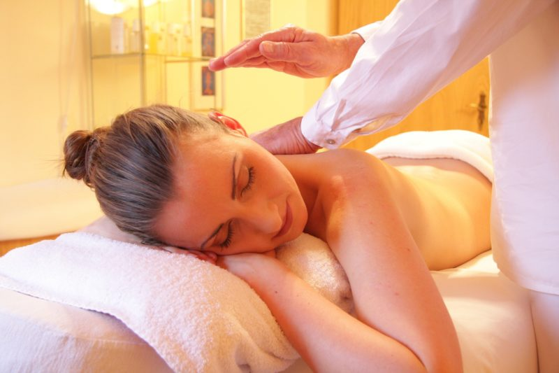 Wellness Massage Therapie Physio Zuhause